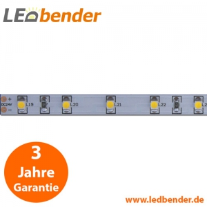 Flexibler LED Strip 24V 4,8W IP65 kaltweiß
