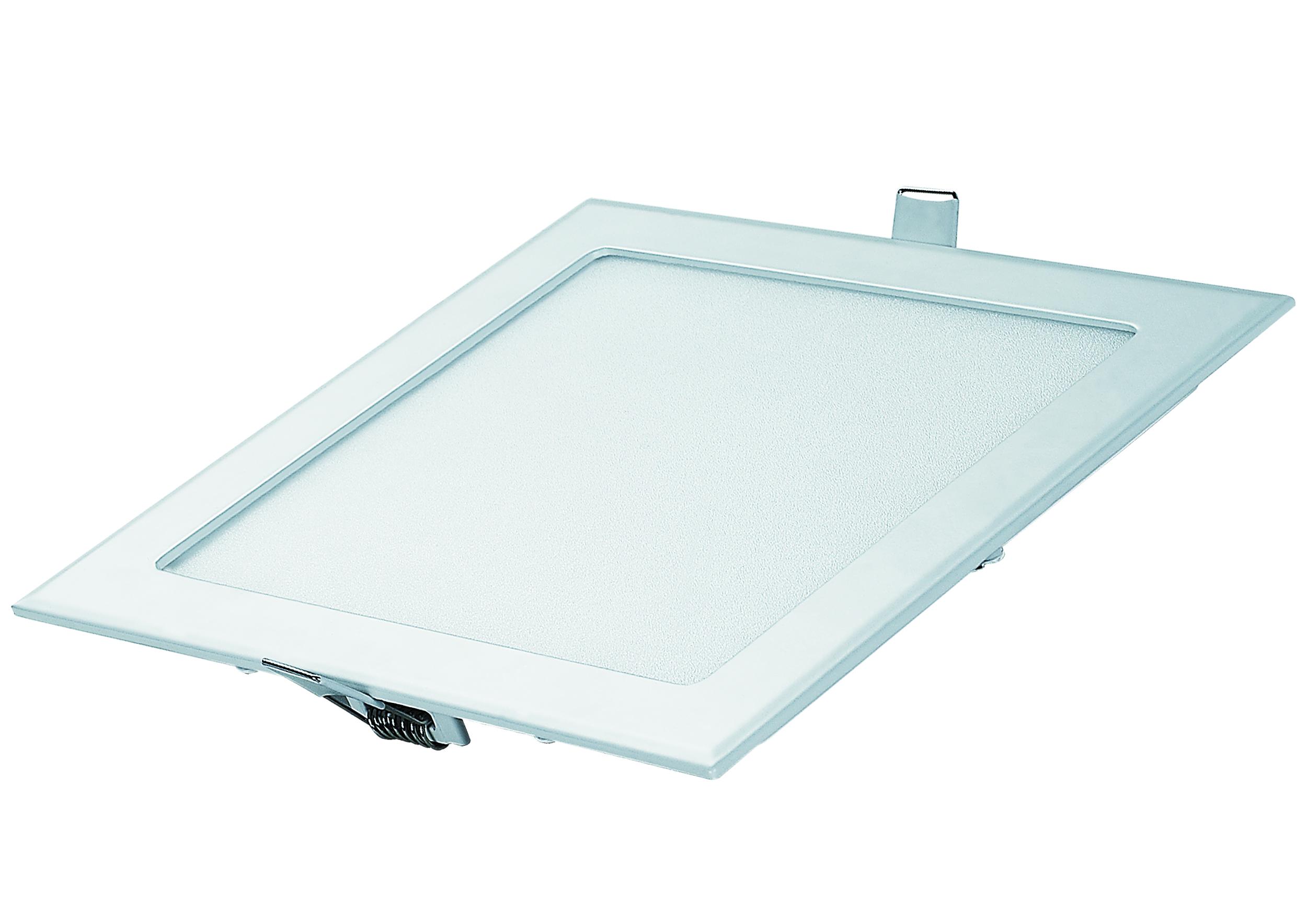 Turbo LED Einbau-Panel 8,5cm neutralweiss VP91