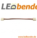 LED Adapter mit Verbindungskabel Strip / Strip 8mm 4,8W