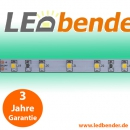 Flexibler LED Strip 24V 4,8W IP65 grün
