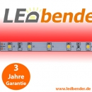 Flexibler LED Strip 24V 4,8W IP65 rot